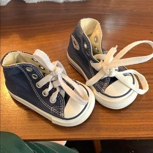 Baby chuck all stars